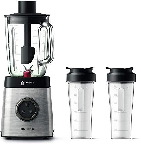 Philips Standmixer, 1400 Watt, 35.000 Umdrehungen/Min