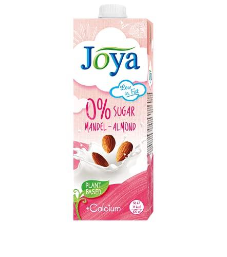 Joya Mandel Drink 10er Pack (10 x 1l) | laktosefrei I Plantbased I pflanzliche Milchalternative