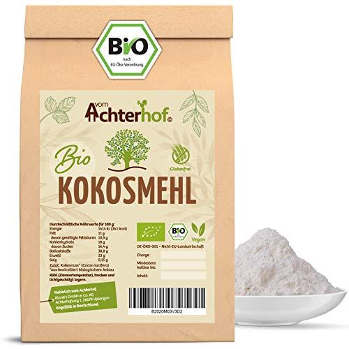 Bio Kokosmehl   250g   Low Carb Mehl   ballaststoffreich   reich an Proteinen   direkt vom Achterhof