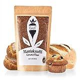 Ruut Maniokmehl / 100% Natürlich / Paleo / Vegan / Glutenfreies Mehl / 500 g / Nussfrei Backen / Gesundes Brot Backen / Getreidefrei / Autoimmun Ernährung (AIP) / low-FODMAP / Ohne Zusätze