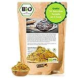 BIO Hanfmehl aus Deutschland 2kg, Hanfsamen Mehl vegan, Alternative zum Hanfprotein