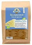 Erdschwalbe Bio Süsslupinenmehl - jetzt NEU garantiert glutenfrei aus Frankreich - Veganes Eiweißpulver - 1 Kg