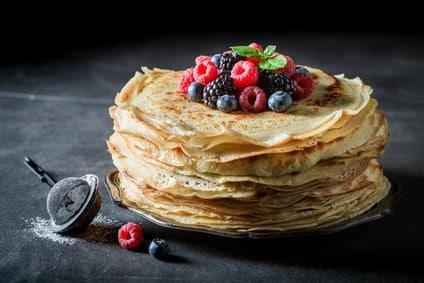 pancakes aus mandelmehl rezept
