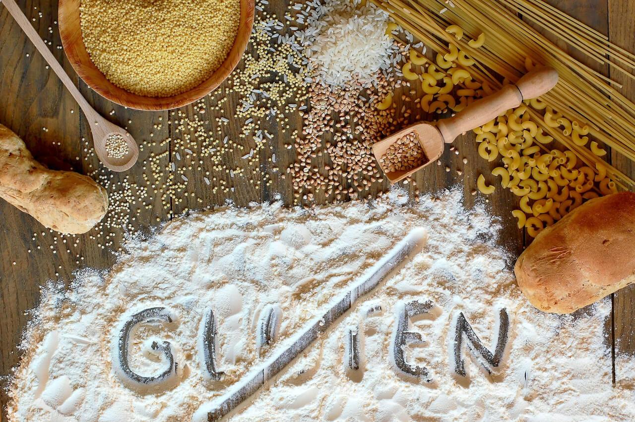 glutenfreies Braunhirsemehl