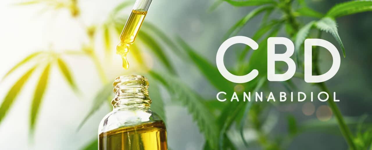CBD Cannabidiol Öl