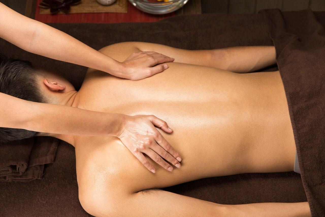 Pekannussöl als Massageöl