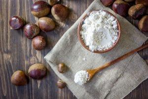 Kastanienmehl gesund und glutenfrei