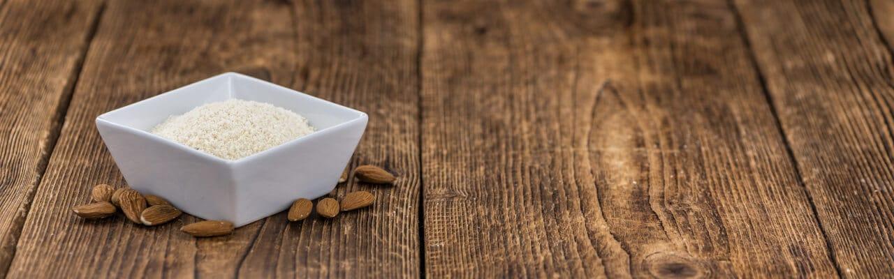 Mandelmehl - low-carb, glutenfrei und vegan